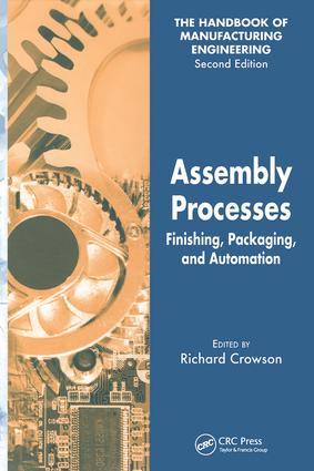 Assembly Processes: Finishing, Packaging, and Automation, 1st Edition (Hardback) book cover