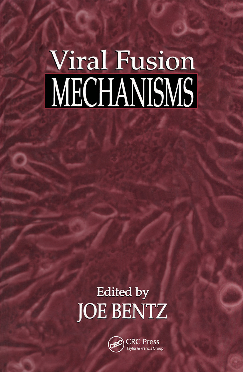 Viral Fusion Mechanisms: 1st Edition (Hardback) book cover
