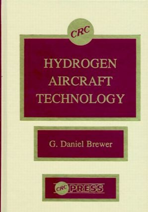 Hydrogen Aircraft Technology: 1st Edition (e-Book) book cover