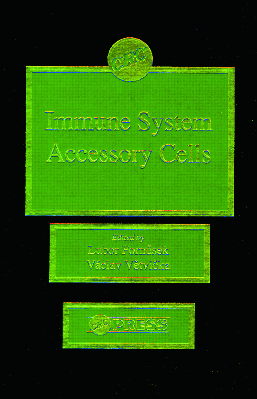 Immune System Accessory Cells: 1st Edition (Hardback) book cover
