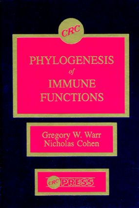 Phylogenesis of Immune Functions: 1st Edition (Hardback) book cover