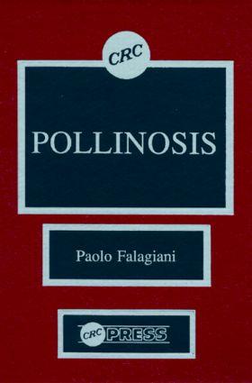 Pollinosis: 1st Edition (Hardback) book cover