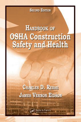 Handbook of OSHA Construction Safety and Health: 2nd Edition (Hardback) book cover