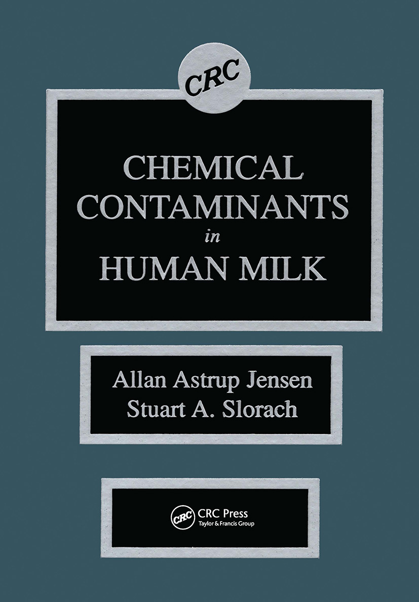 Chemical Contaminants in Human Milk book cover