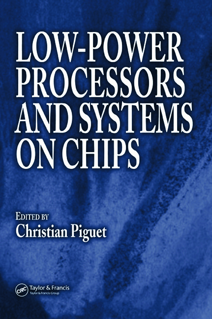 Low-Power Processors and Systems on Chips: 1st Edition (Hardback) book cover