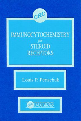 Immunocytochemistry for Steroid Receptors: 1st Edition (Hardback) book cover
