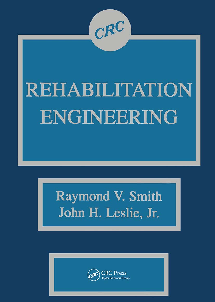 Rehabilitation Engineering (Hardback) book cover