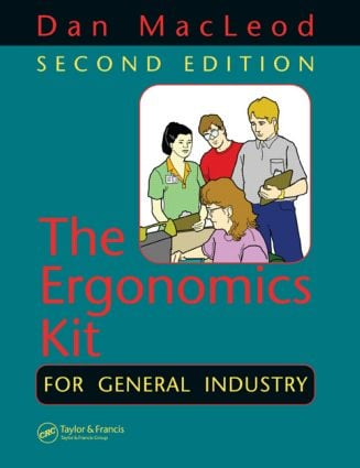 The Ergonomics Kit for General Industry: 2nd Edition (Hardback) book cover