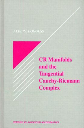 CR Manifolds and the Tangential Cauchy Riemann Complex book cover