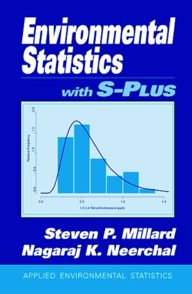 Environmental Statistics with S-PLUS book cover