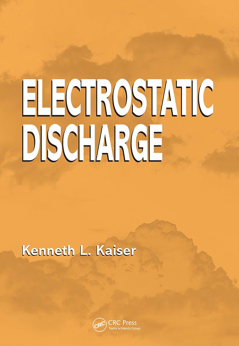 Electrostatic Discharge: 1st Edition (Hardback) book cover