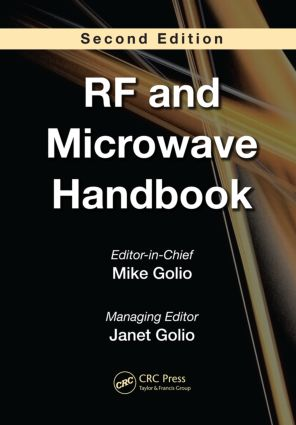 The RF and Microwave Handbook, Second Edition - 3 Volume Set book cover