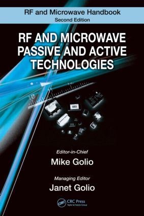 RF and Microwave Passive and Active Technologies: 1st Edition (Hardback) book cover