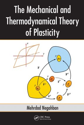 The Mechanical and Thermodynamical Theory of Plasticity: 1st Edition (Hardback) book cover