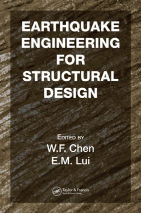 Earthquake Engineering for Structural Design: 1st Edition (Hardback) book cover