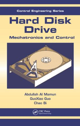 Hard Disk Drive: Mechatronics and Control, 1st Edition (Hardback) book cover