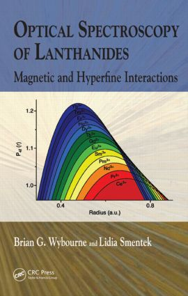Optical Spectroscopy of Lanthanides: Magnetic and Hyperfine Interactions book cover