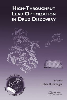 High-Throughput Lead Optimization in Drug Discovery book cover