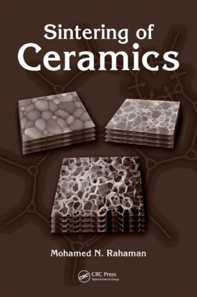 Sintering of Ceramics: 1st Edition (Hardback) book cover