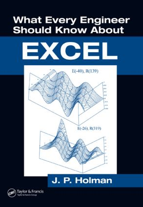 What Every Engineer Should Know About Excel