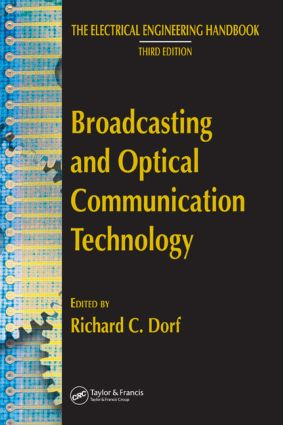 Broadcasting and Optical Communication Technology: 1st Edition (Hardback) book cover