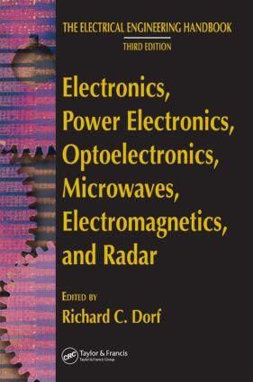 Electronics, Power Electronics, Optoelectronics, Microwaves, Electromagnetics, and Radar: 1st Edition (Hardback) book cover