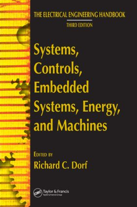 Systems, Controls, Embedded Systems, Energy, and Machines: 1st Edition (Hardback) book cover