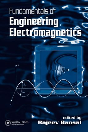 Fundamentals of Engineering Electromagnetics: 1st Edition (Hardback) book cover