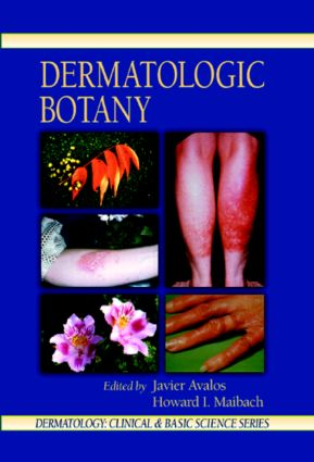 Dermatologic Botany (e-Book) book cover