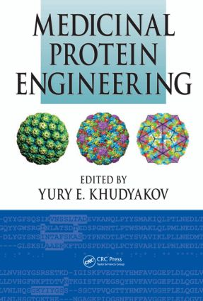 Medicinal Protein Engineering: 1st Edition (Hardback) book cover