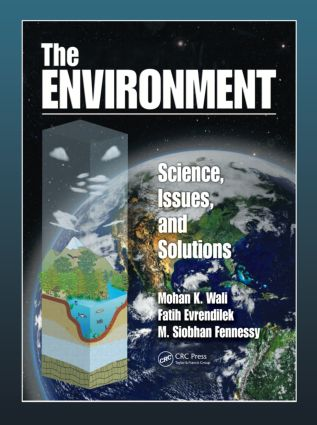 The Environment: Science, Issues, and Solutions, 1st Edition (Hardback) book cover