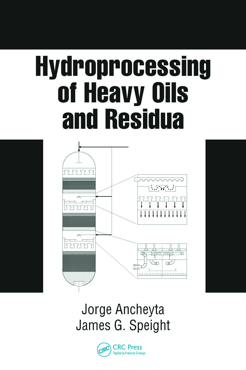 Hydroprocessing of Heavy Oils and Residua book cover