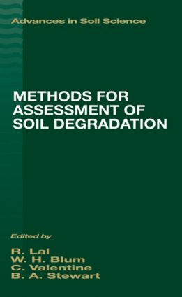 Methods for Assessment of Soil Degradation book cover