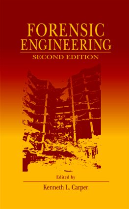 Forensic Engineering: 2nd Edition (Hardback) book cover