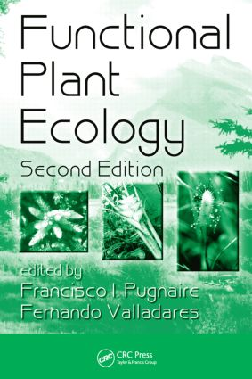 Functional Plant Ecology, Second Edition book cover
