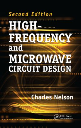 High-Frequency and Microwave Circuit Design, Second Edition: 2nd Edition (Hardback) book cover