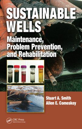 Sustainable Wells: Maintenance, Problem Prevention, and Rehabilitation, 1st Edition (Hardback) book cover