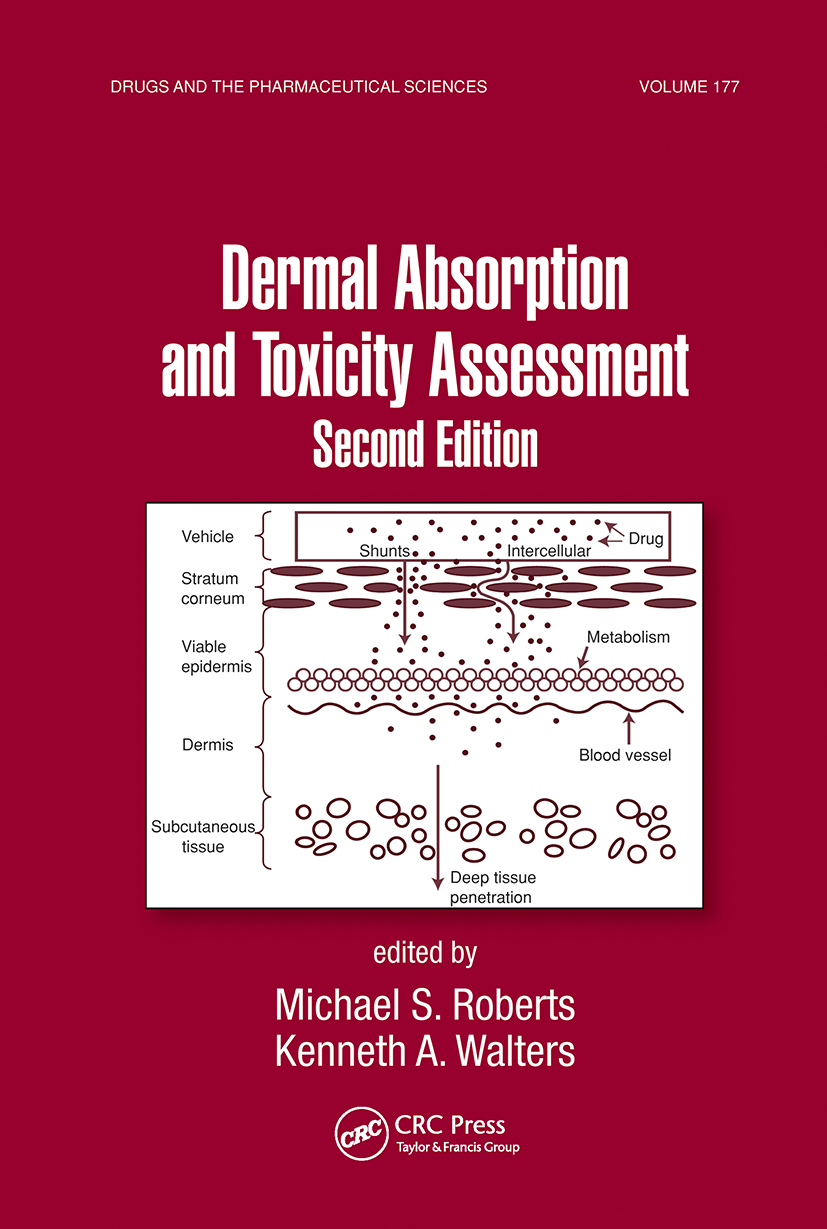 Dermal Absorption and Toxicity Assessment: 2nd Edition (Hardback) book cover