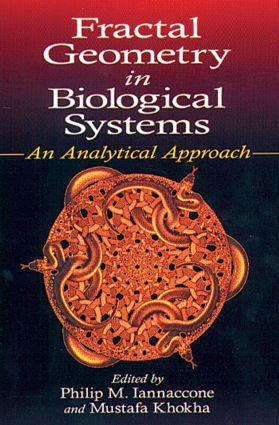 Fractal Geometry in Biological Systems: An Analytical Approach, 1st Edition (Hardback) book cover
