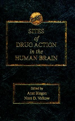 Sites of Drug Action in the Human Brain: 1st Edition (Hardback) book cover