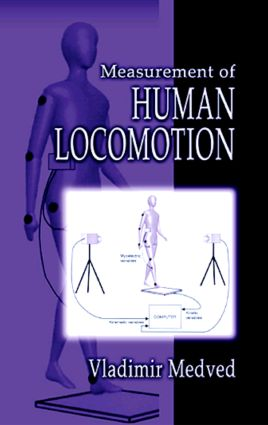 Measurement of Human Locomotion: 1st Edition (Hardback) book cover
