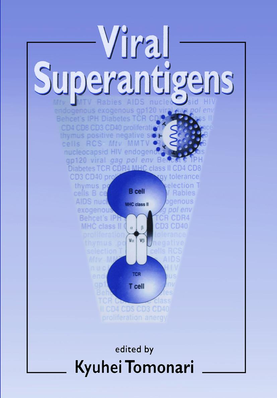 Viral Superantigens: 1st Edition (Hardback) book cover