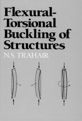 Flexural-Torsional Buckling of Structures: 1st Edition (Hardback) book cover