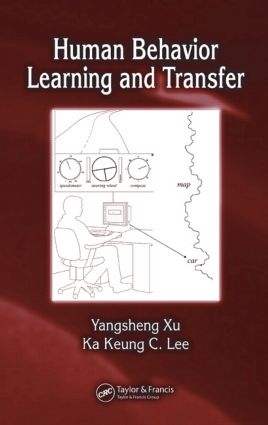 Human Behavior Learning and Transfer: 1st Edition (Hardback) book cover