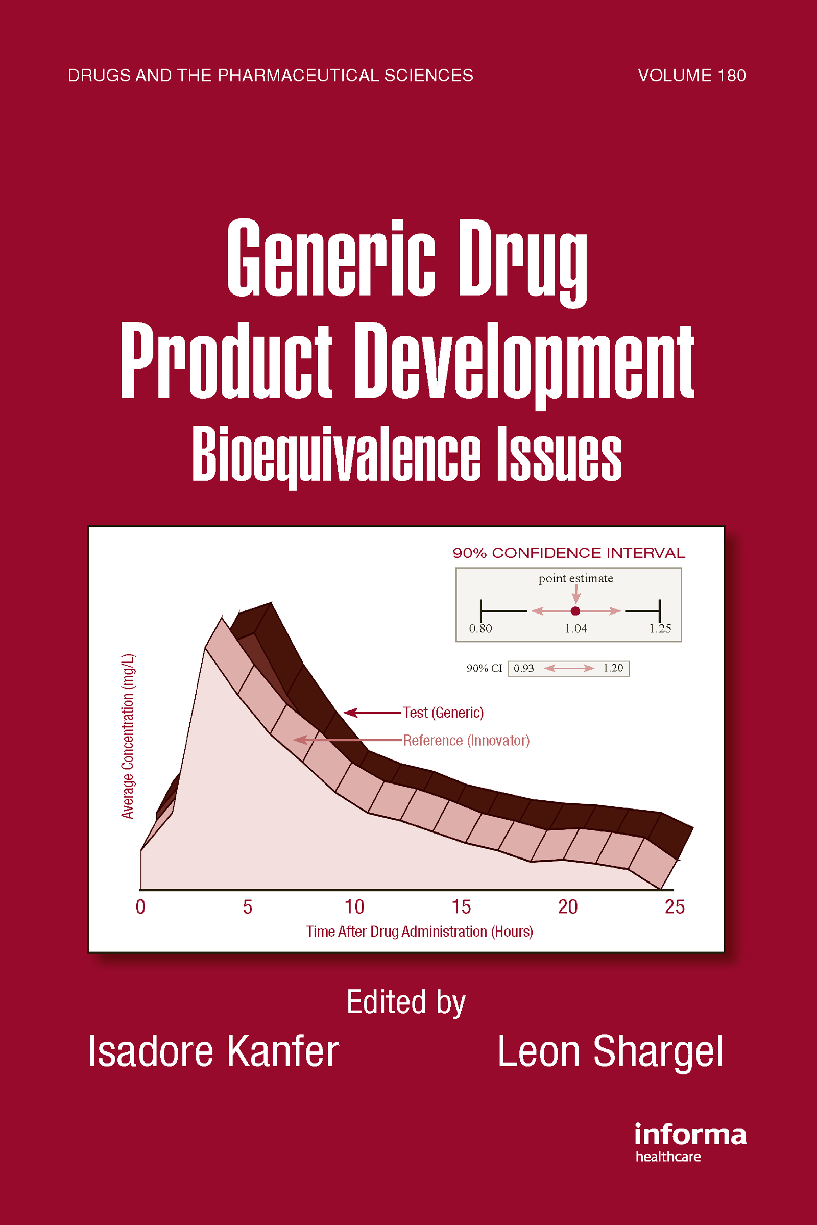 Generic Drug Product Development: Bioequivalence Issues, 1st Edition (Hardback) book cover