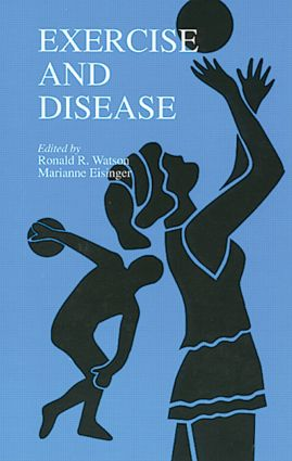 Exercise and Disease: 1st Edition (Hardback) book cover