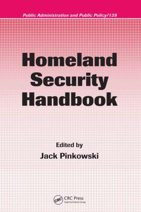 Homeland Security Handbook book cover