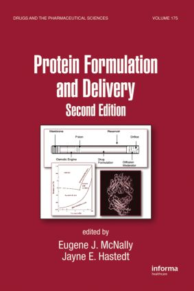 Protein Formulation and Delivery: 2nd Edition (Hardback) book cover