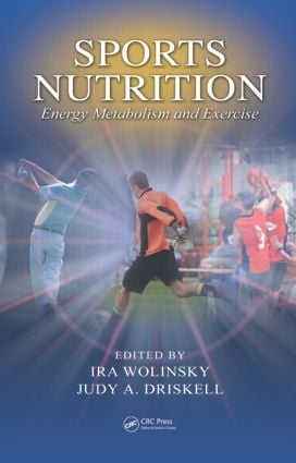 Sports Nutrition: Energy Metabolism and Exercise, 2nd Edition (Hardback) book cover