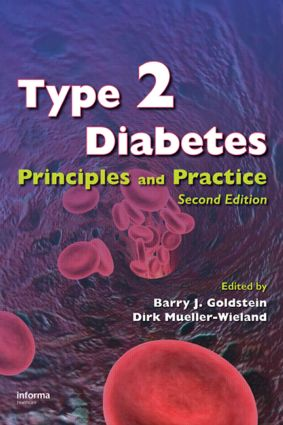 Type 2 Diabetes: Principles and Practice, Second Edition, 2nd Edition (Hardback) book cover